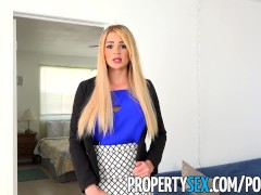 PropertySex - Vacation rental gone wrong turns into sex with busty ...