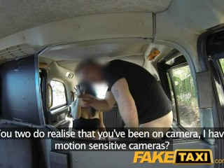 Preview 1 of FakeTaxi Cock hungry wife needs more dick