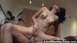AdultMemberZone - Yuki Mori Rides Cock Like No Other