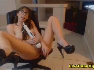 CassidyNicole Horny Babe Sex Toys Fun