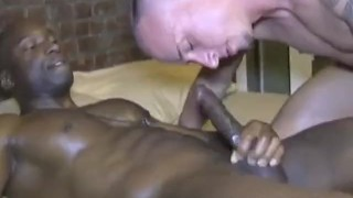 Double Daddy Duty Ass lick