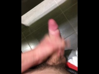 College washroom jerk