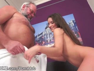 Blondinki Anal 21sextreme Teen Creampied By Grandpa