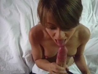 Blowjob for my boyfriend