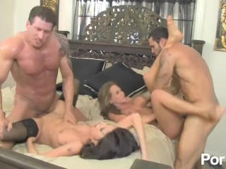 SWINGERS AND SWAPPERS 5 – Scene 3