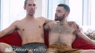 GayRoom - Hairy Fuckers Hugo Diaz & Blayne Wilson