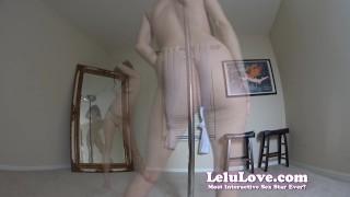Lelu Love-Full Nude Virtual Lap Dance