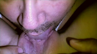 Clit Lick - Eat Her Natural daddy