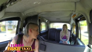 FemaleFakeTaxi Lesbian encounter for posh student  taxi british big-tits kissing pussy-licking hd euro sexy amateur blonde hardcore natural-tits lesbian reality girl-on-girl small-tits tattoos orgasm femalefaketaxi cab