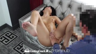 CastingCouch-X - Sadie Pop fucks agent in hopes to make it in porn Point thehabibshow