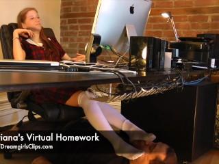 Mariana's Virtual Homework - www.clips4sale.com/8983/15719646