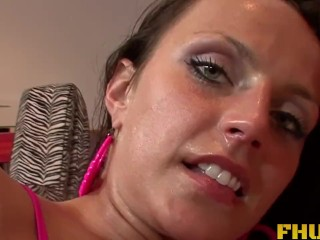 FHUTA – My Stepsister's Ass Swallowed My Entire Load