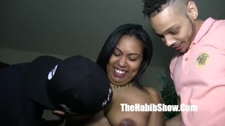 Preview 6 of thick phat pussy rican and dominican banged out macana man donny sins