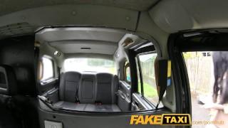 FakeTaxi Cute escort rides cock for cash