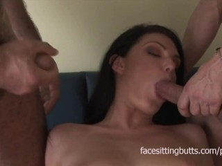 Rosabell Laurenti Sellers Topless Fucking, Stuffed In every hole in a hardcore gangbang In Brazil Ha