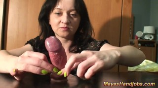 CBT with captive cock and balls Deepthroat fucked