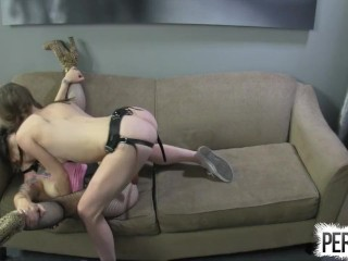 Best Break Up Therapy EVER (STRAP-ON, GROUP SEX, HYPNO)