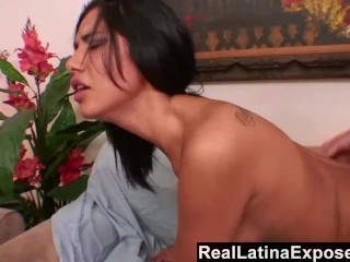 RealLatinaExposed - Haven't Seen You in a While, Let's Fuck