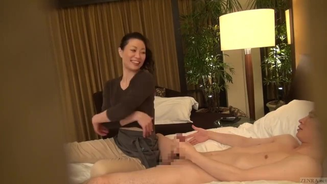 Subtitled Japanese Milf Massage Therapist Seduction In Hd -7140