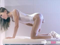 Ballerina Mia Reeses Cock Really Cums