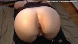 Anal Quickie Ends in Premature Ejaculation
