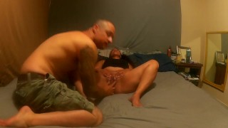 Four Hotties fucked and swallowed