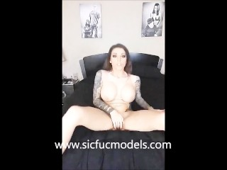 (2) Videos of Karma Rx doing DP and ANAL..Sex Machine Sibian