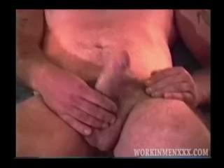 Mature Amateur Peter Jacking Off