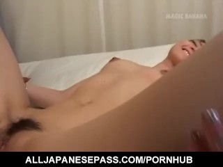 Rina Kangi is fucked more and more in twat