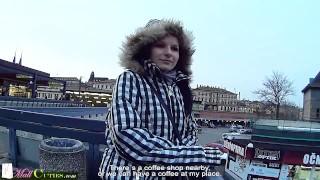 MallCuties - teen girl on streets - czech teen streets - teen public sex Self blonde