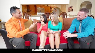 Friend learn from best sex dad's daughter daughters swap blowjob doggystyle