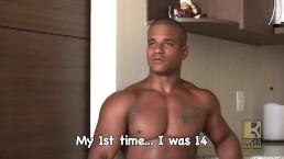 Bodybuilder Carlos