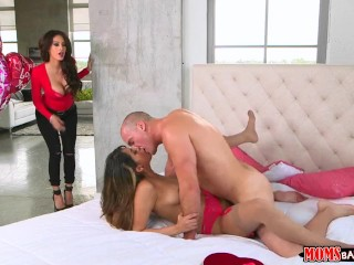 Nice slut daughter fucks moms boyfriend years old for