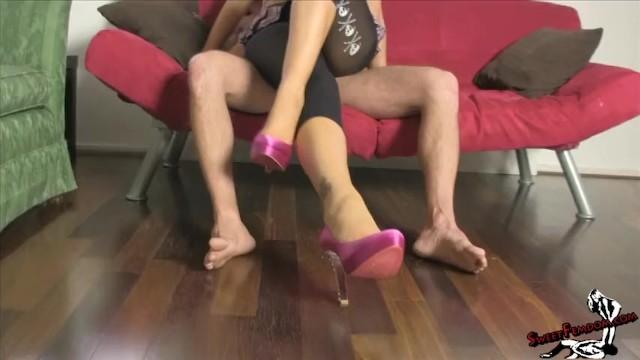 Big Natural Tits Pov Handjob