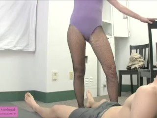 Alby rydes leads handjob on class