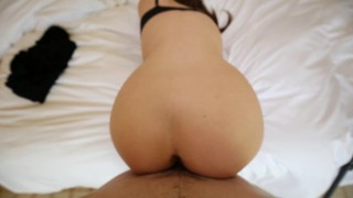 Preview 6 of Teen Student POV Creampie