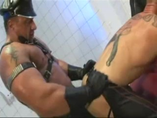 Christian Rules Leather Orgies JockMenLive.com