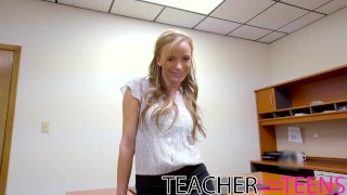 Schoolgirls squirting orgasm with teacher and monster cock Fuck dp