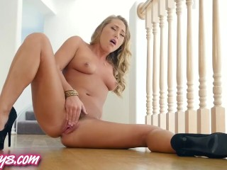 Shocking Porn Pics And Video Fucking, Twistys- Carter Cruise and Destiny Dixon show off Babe Blonde