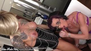 Nina Lawless Barebacking TS