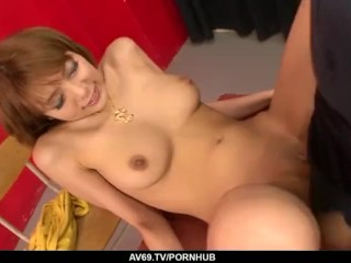 Samantha sin pov and swallow cum
