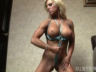 Megan Avalon Gets Dirty