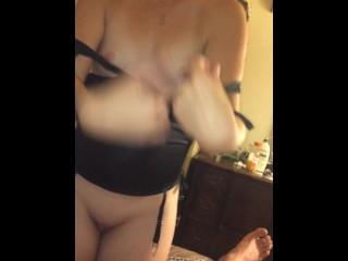 Summer night smoking sex