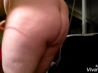 Ice in ass
