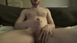 Peeing On My Chest And Mouth, Then Cumming For Fern