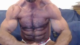 Take a look at our newest pumped-up muscle hunks from JockMenLive.com!