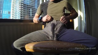 Preview 1 of Pissing jeans in two hotels