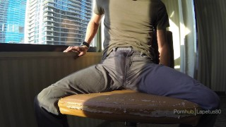 Preview 2 of Pissing jeans in two hotels