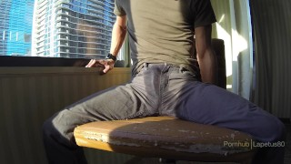 Preview 3 of Pissing jeans in two hotels
