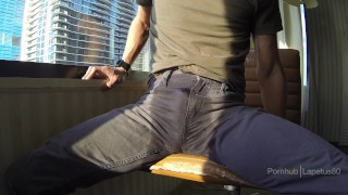 Preview 5 of Pissing jeans in two hotels